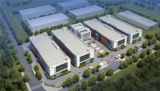 恒达登录注册龙赞产业园|搭建大数据平台 实现合作共赢局面