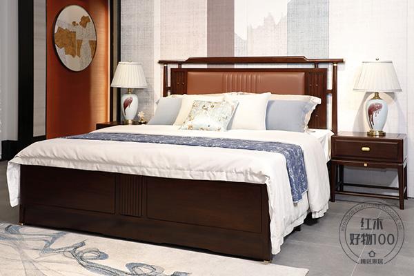 简约的造型、优雅的气质和现代的时尚感,《熙境大床》让人从第一眼就难忘