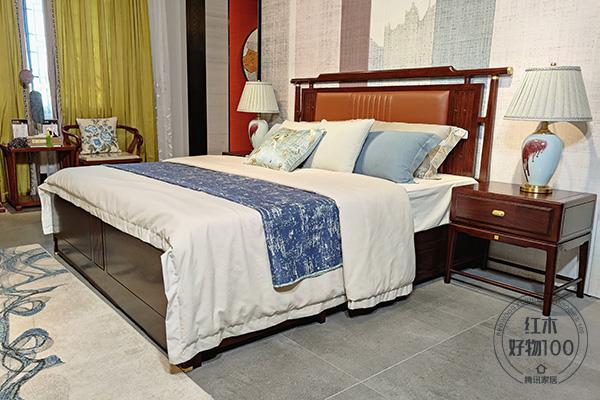 《熙境大床》打造观赏性与功能性俱佳的居住体验
