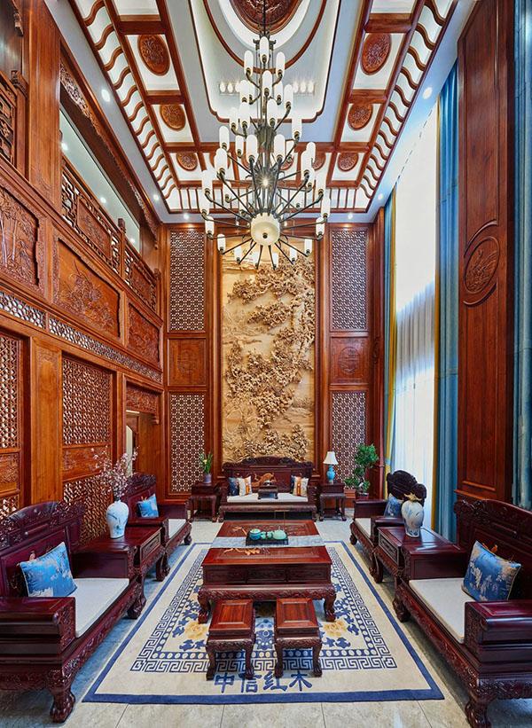 中国人信赖的红木家具 | 中信红木:钟爱一生