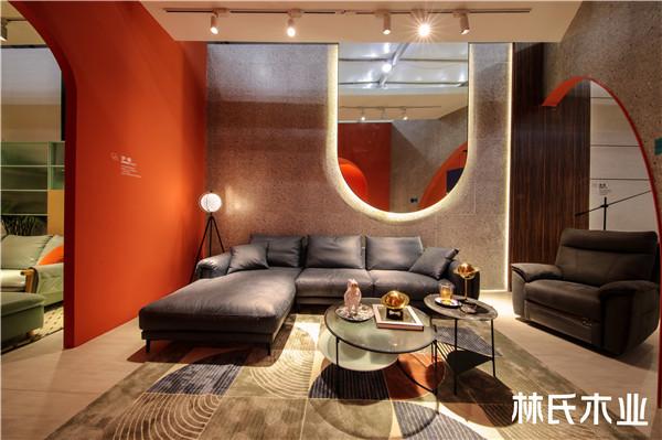 恒达登录注册预告 | 相约深圳国际家具展,林氏木业与时尚对话