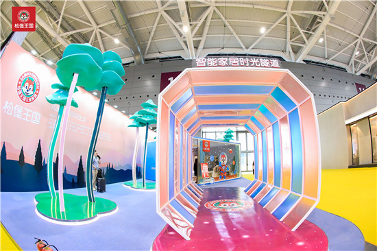 松堡王国郭向阳:场景化智慧升级,开启现代化儿童智慧生活方式