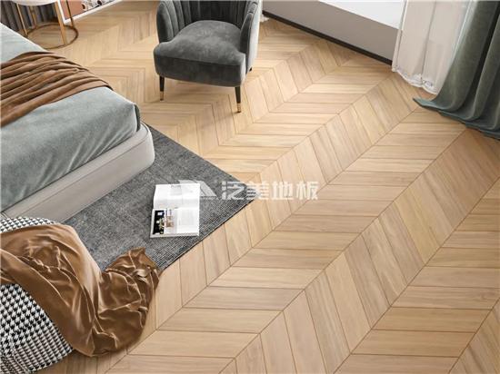 泛美地板:珍实木现代美学,让生活更全能