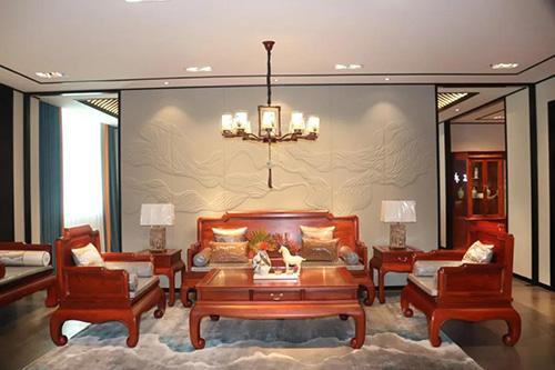 中信红木《尚品沙发》