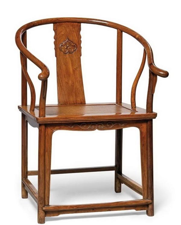 清1718世纪 黄花梨双螭如意纹圈椅一对(250万)_调整大小.jpg