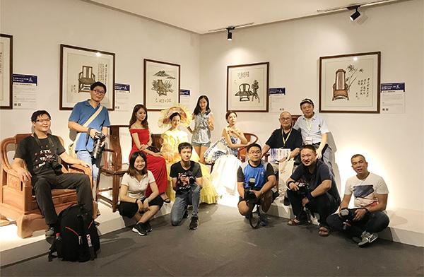 新中式红木家具主题摄影比赛