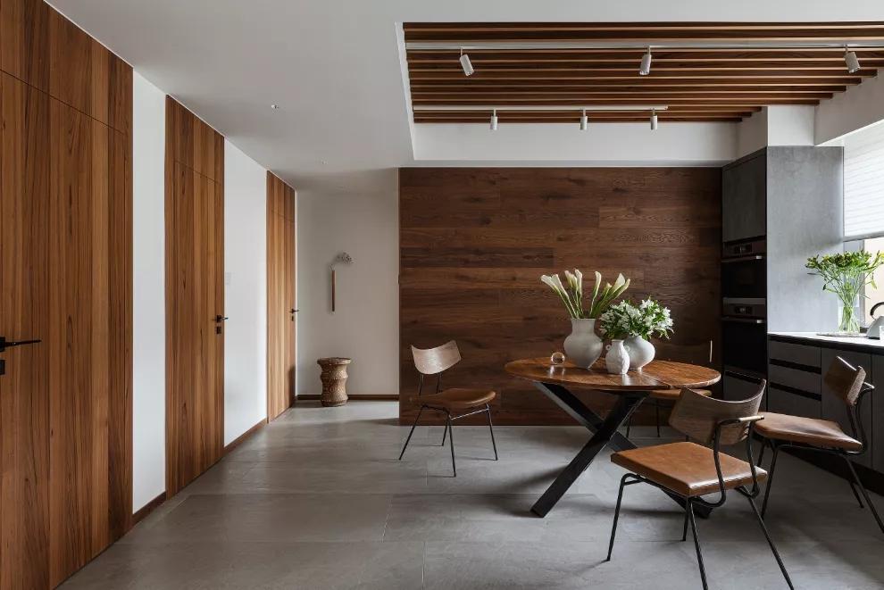 赢咖3平台测速 160㎡现代简约风,打造三代同堂的理想之家