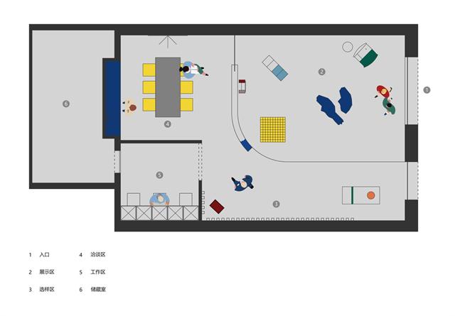 36-1 平面图-中文 © NDB Design事务所.jpg