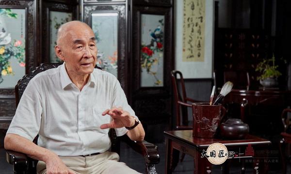 中国传统工艺大师、泰和园董事长邵湘文