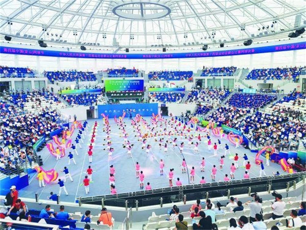 第四届中国(京山)网球节落幕,太力助力京山体育事业发展
