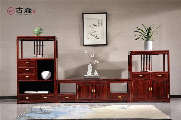 古森红木:一种家具,一种生活方式