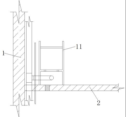 喜报!今朝再获【一种适用于预制楼板蹲便改造的坐便结构】专利!1107.png