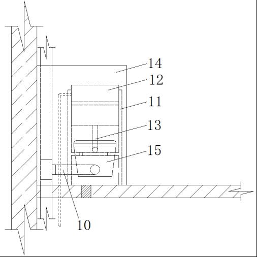 喜报!今朝再获【一种适用于预制楼板蹲便改造的坐便结构】专利!1276.png