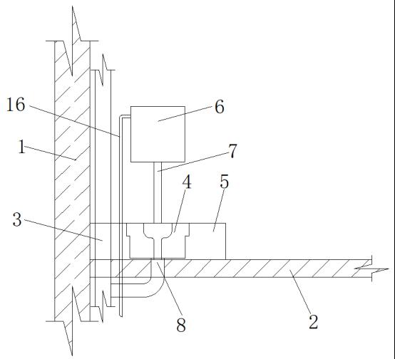 喜报!今朝再获【一种适用于预制楼板蹲便改造的坐便结构】专利!780.png